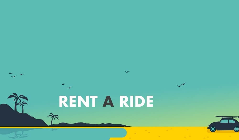 Каршеринг Rent a ride