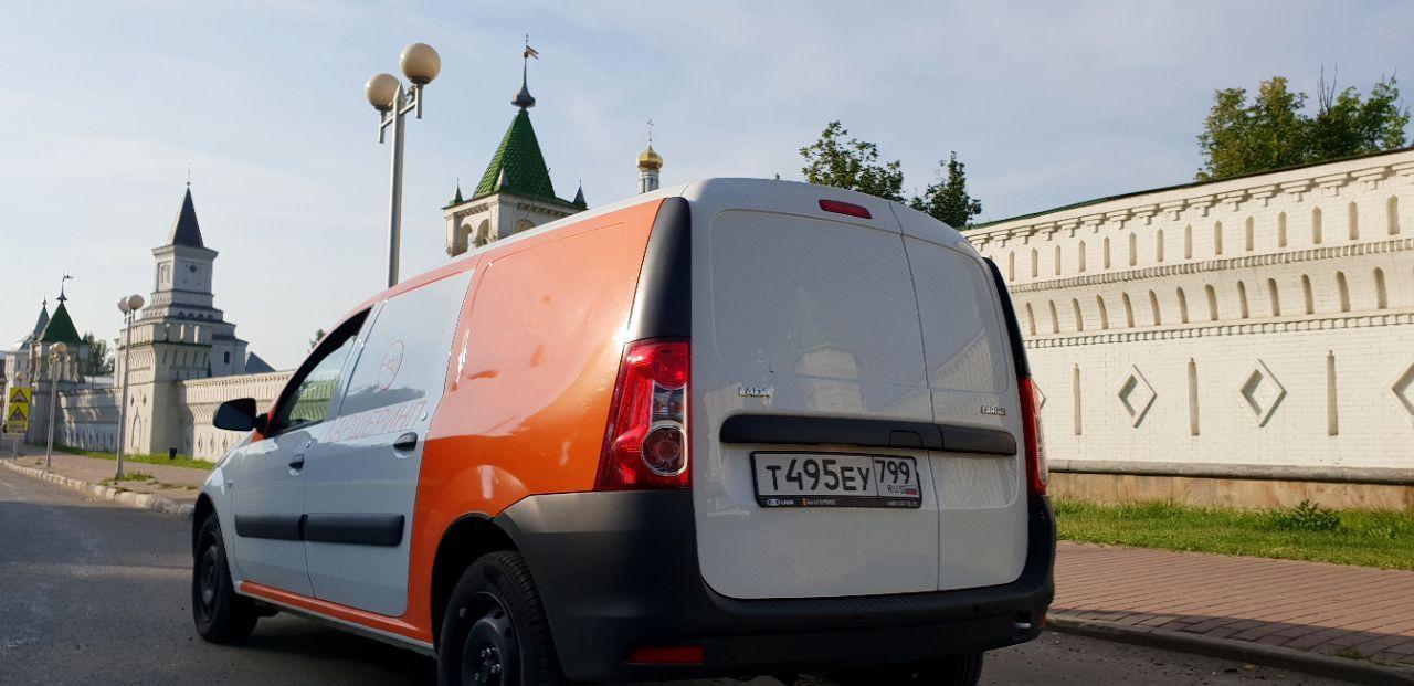 Наш каршеринг - аренда пассажирских и грузовых автомобилей