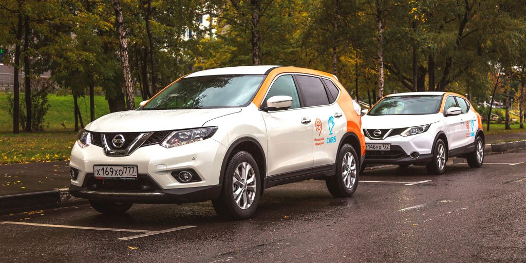 Nissan X-Trail кар5