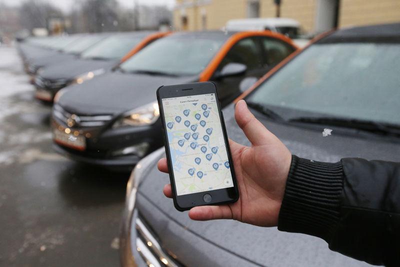 Мобильное приложение UrentCar